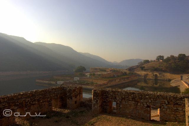 kesar kyari at maota amer palace