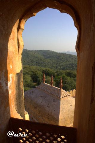 charan-mandir-view-jaipur