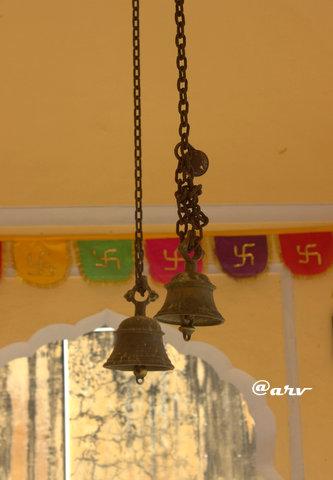 charan mandir bell