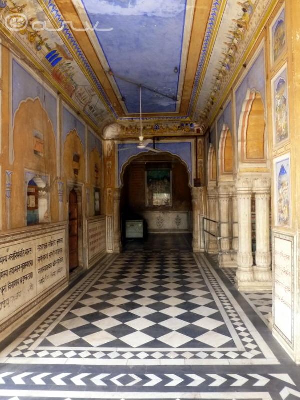 Parikrama gallery - Chaturbhuj Temple, Jaipur