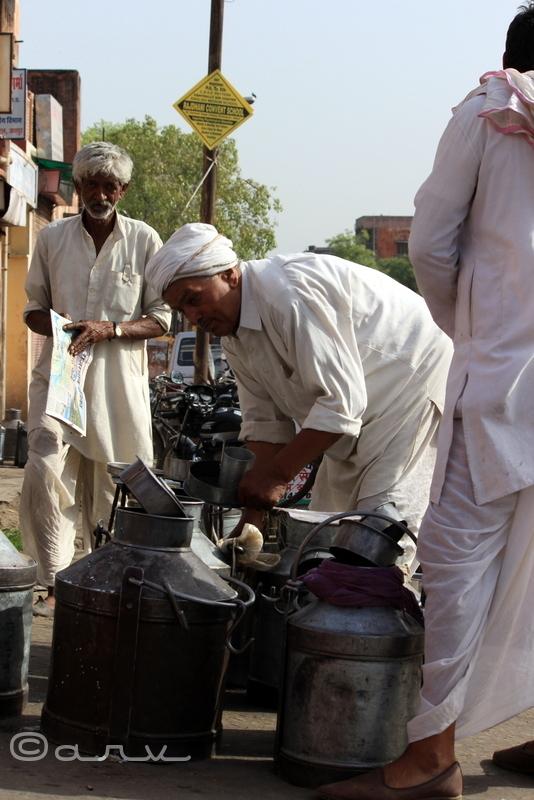 milk sellers