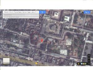 Brijnidhi temple Jaipur location