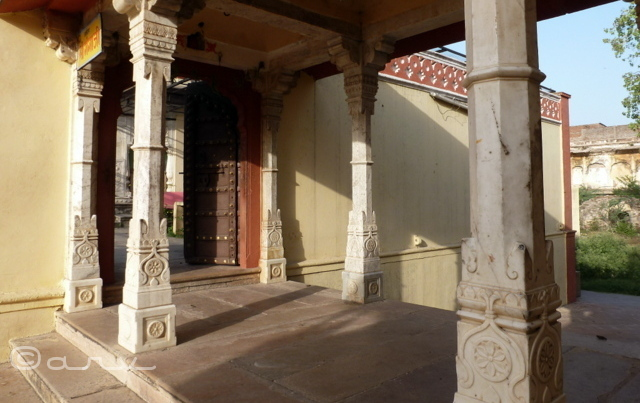 Ganga Temple jaipur gallery