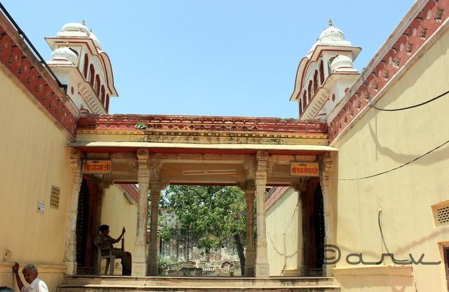 ganga radha gopal temple jaipur