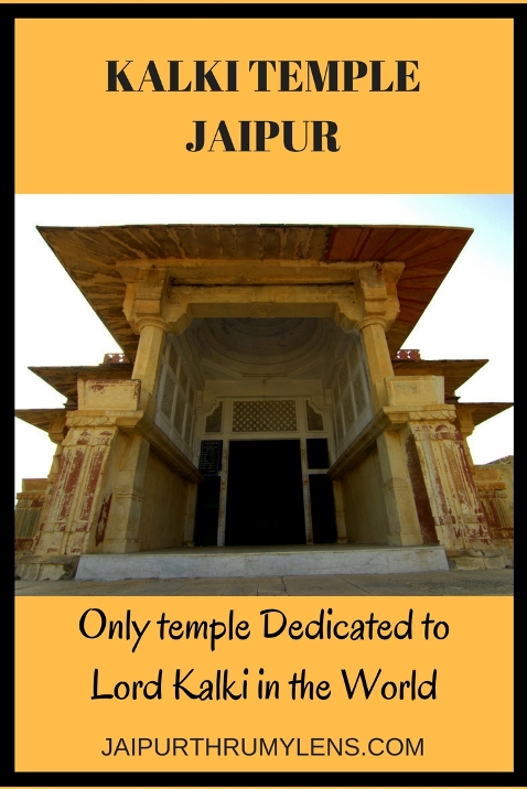 Kalki Temple Jaipur India Jaipurthrumylens #kalki #kalkitemple
