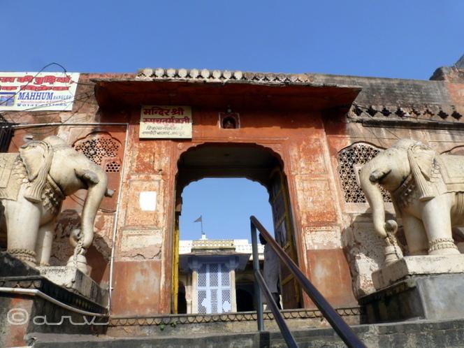 Roop chaturbhuj temple jaipur