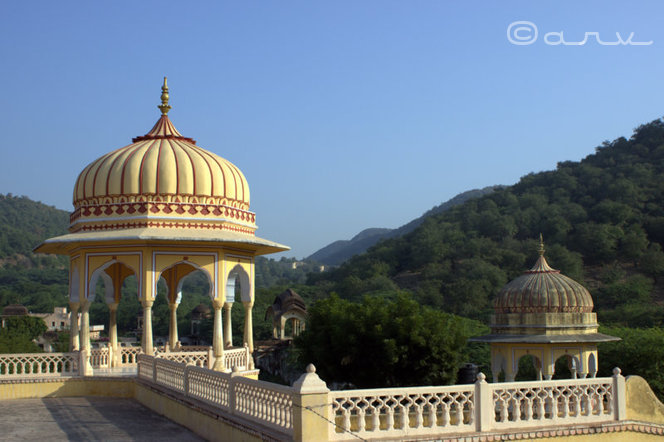 architecture-of-jaipur-chhatri