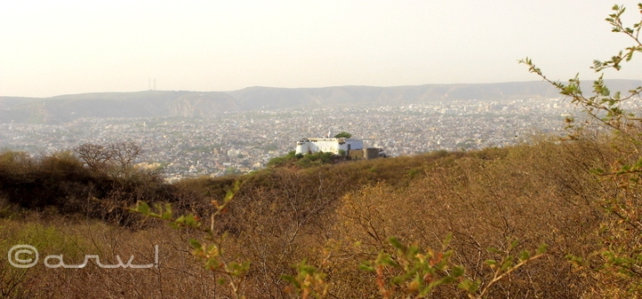 garh ganesh temple jaipur