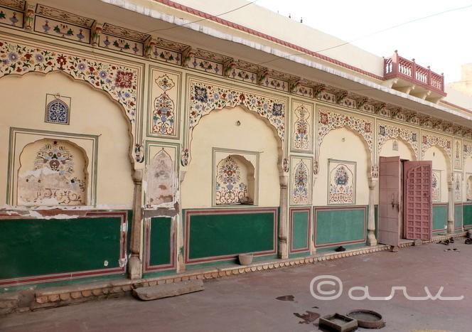 heritage temple jaipur