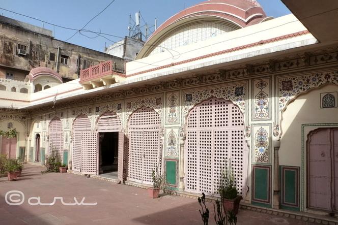 jaipur heritage temple