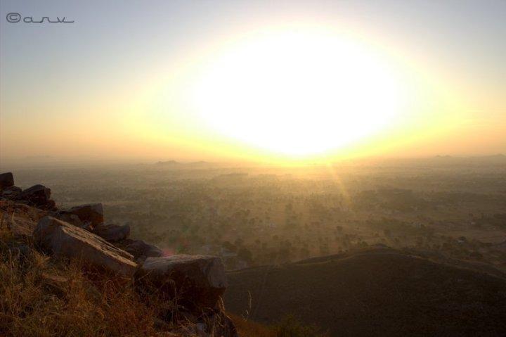 jaipur hills