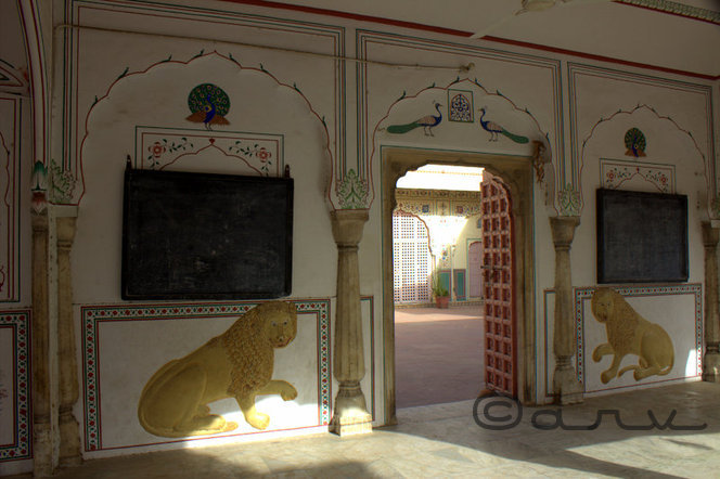 Mandir Shri Goverdhan Nath Ji jaipur