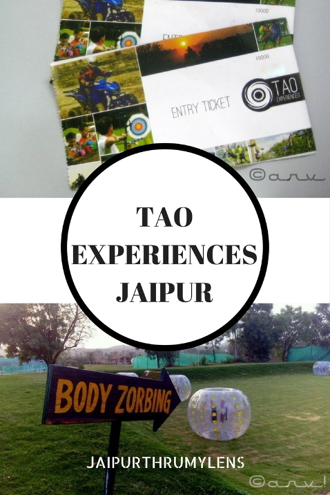 Tao Experiences Jaipur adventure sports Jaipurthrumylens #Taoexperiences #jaipur#adventure