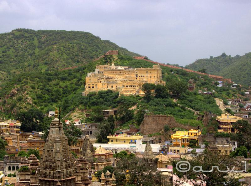 badrinath-temple-jaipur-amer