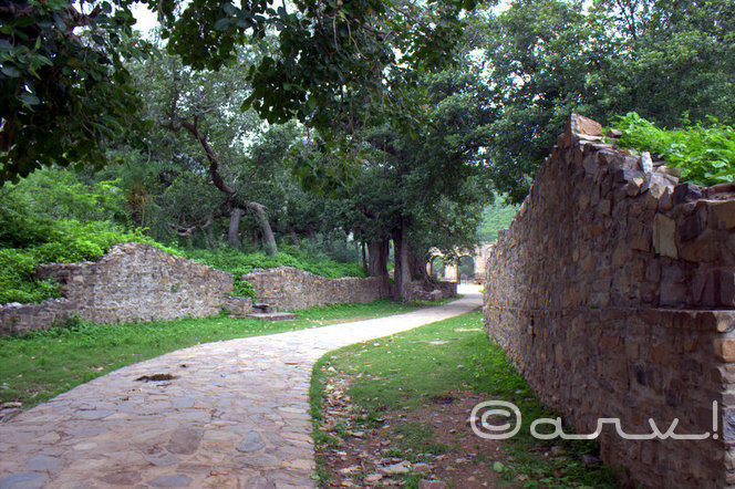 bhangarh haunted place