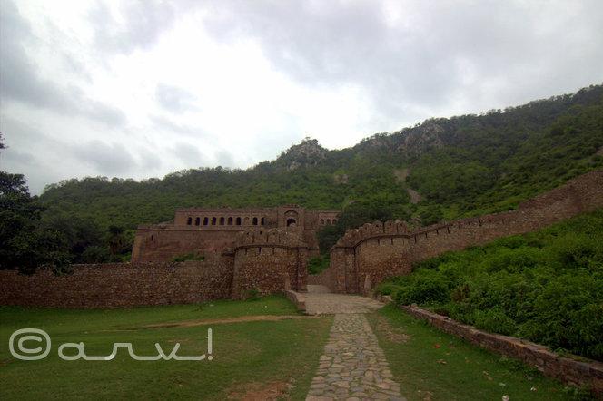 bhangarh-rajasthan-india