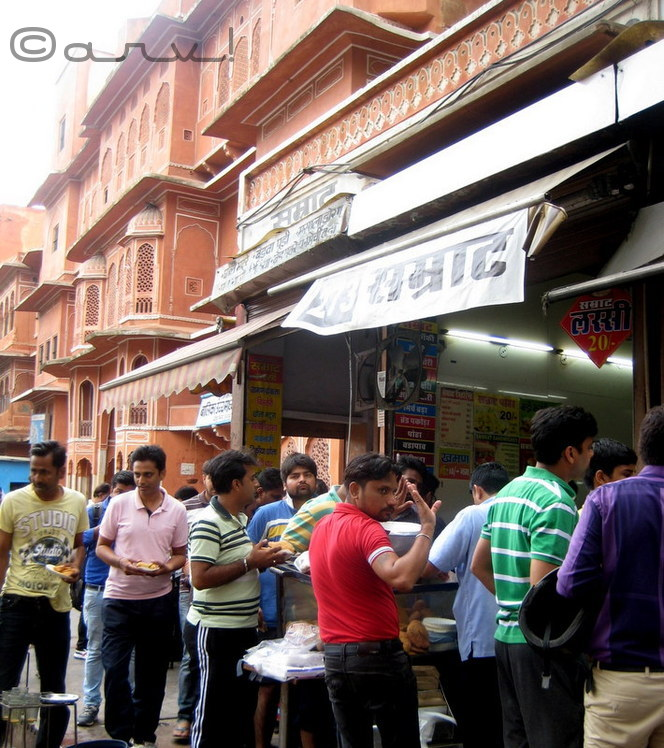 food in jaipur
