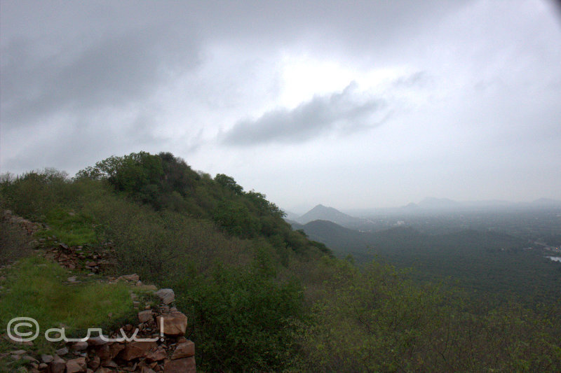 monsoon in jaipur