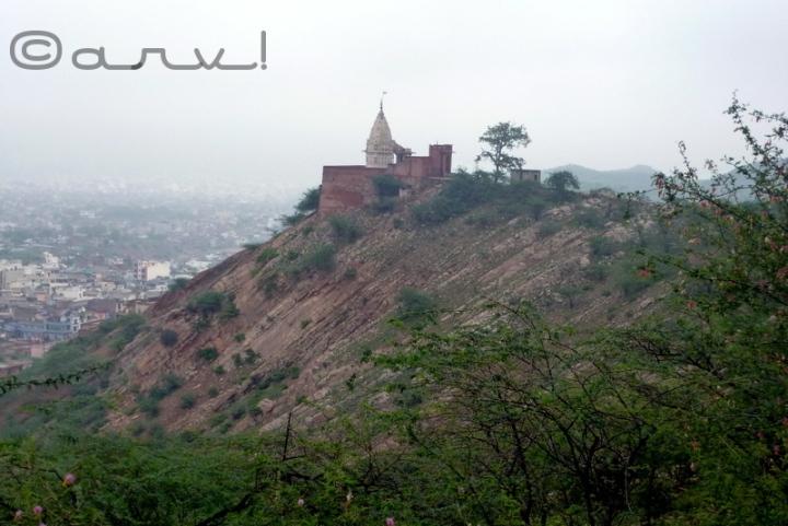 surya-mandir-jaipur-galta-hills