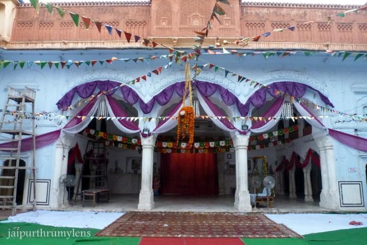 anandbihari temple jaipur