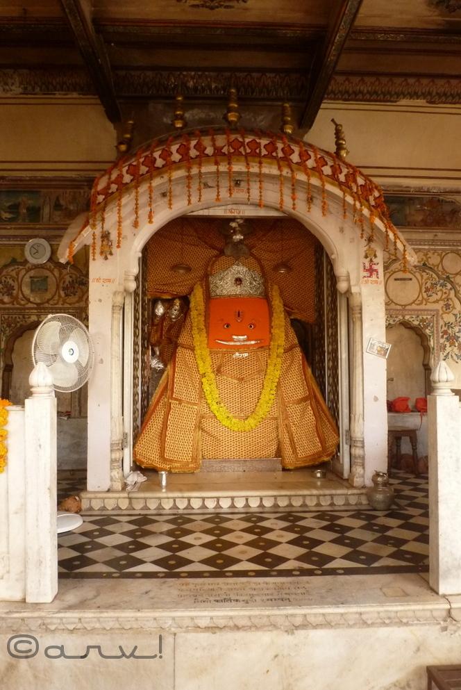 ghat ke balaji temple jaipur
