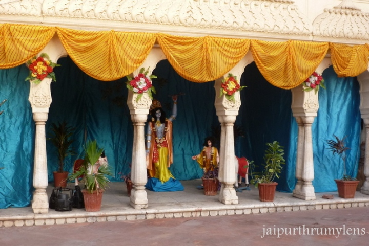 lord krishna temple in jaipur