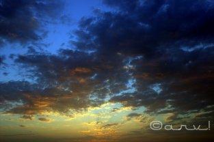 sunrise-in-jaipur-india