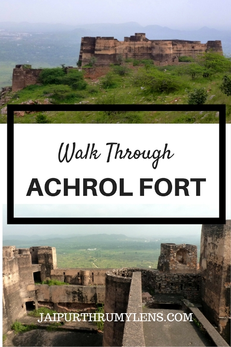 achrol fort history walk through jaipurthrumylens #achrolfort #achrolforthistory