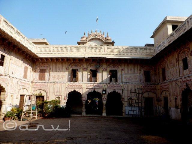heritage temples of jaipur sri ramchandra mandir jaipur