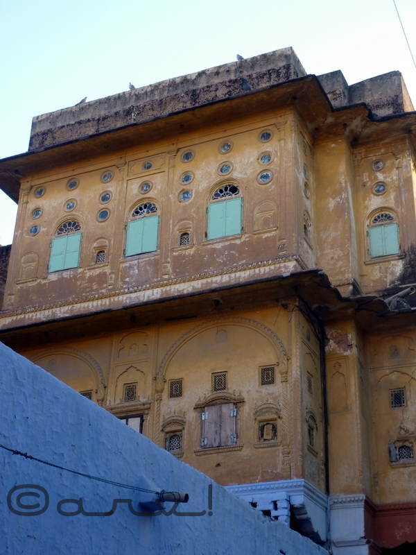 heritage walks in jaipur