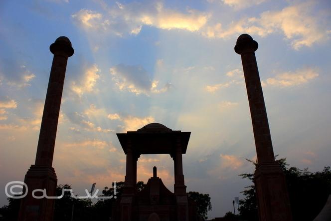 shahid-smarak-jaipur-friday-skywatch