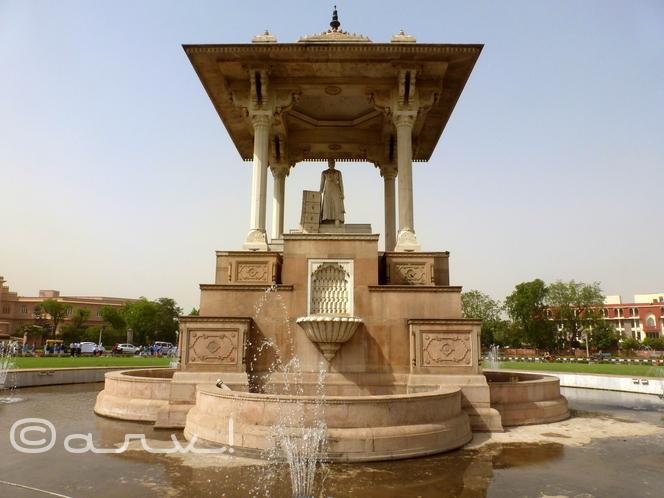 statute circle c-scheme jaipur