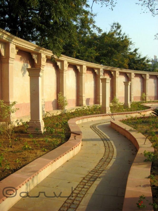 arjuna-award-statue-in-jaipur