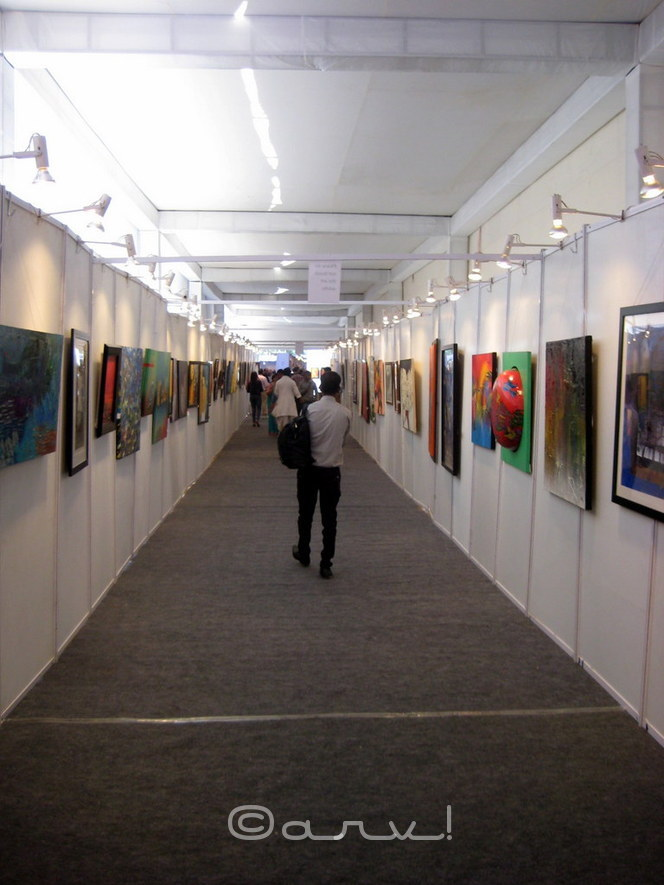 art gallery in jaipur at jawahar kala kendra