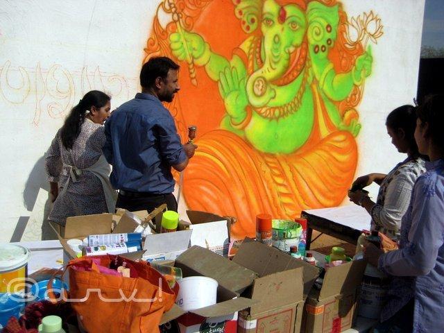 artist in jaipur