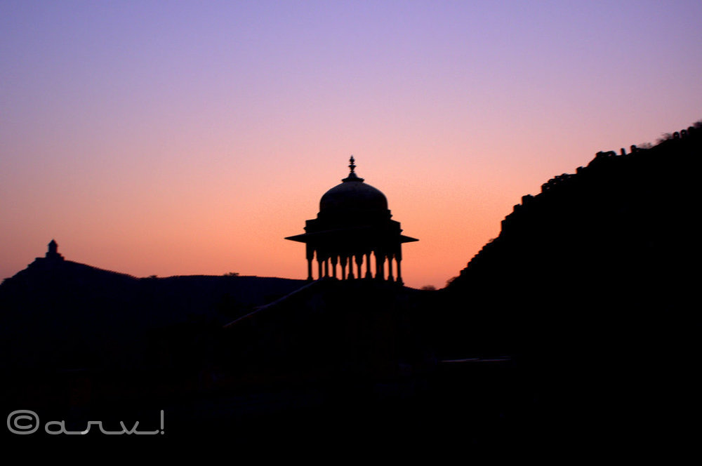 chhatri-amer-jaipur-friday-skywatch