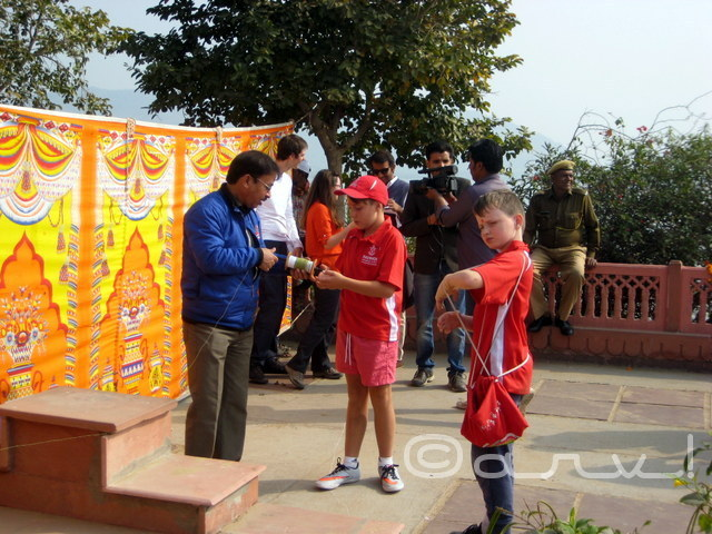 festival of kites in jaipur makar sakraanti 2016