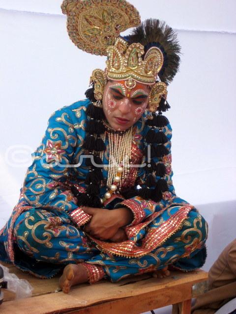 folk-artist-in-jaipur-kite-festival-jaipurthrumylens