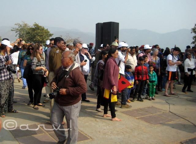 kite festival jaipur at jal mahal ki paal