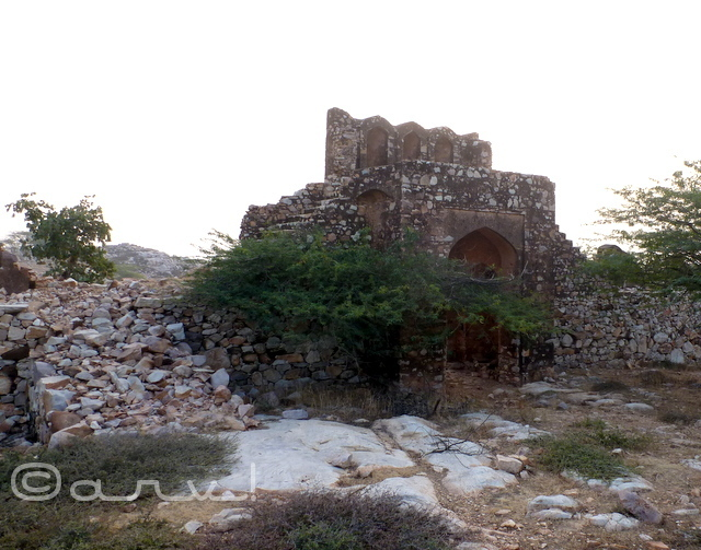 kachhwaha-ruler-dynasty-jaipur-fort-ruins-weekly-photo-challenge-jaipurthrumylens