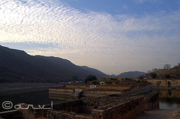kesar-kyari-at-maotoa-amber-palace-jaipur