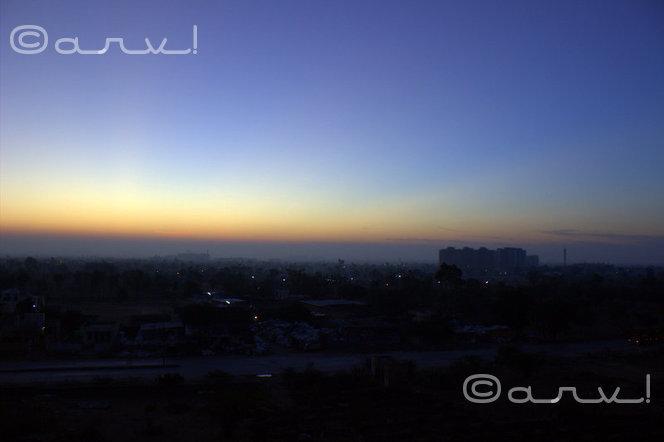 sunrise-in-jaipur-outskirts-blue-hour-photography-friday-skywatch-jaipurthrumylens