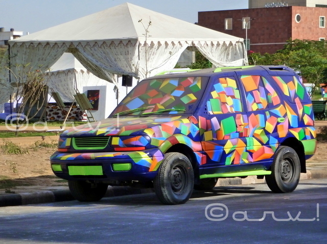 automobile-festival-in-jaipur-cartist-exhibition-tata-safari-car-opposite-world-trade-park-jaipurthrumylens