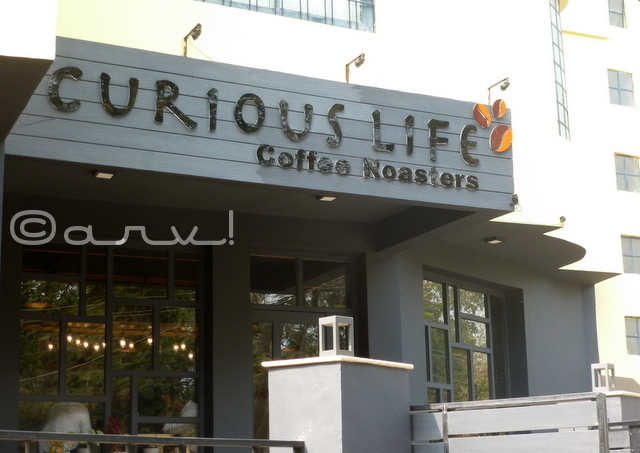 picture of curious life coffee roasters c scehme near deer park jaipur