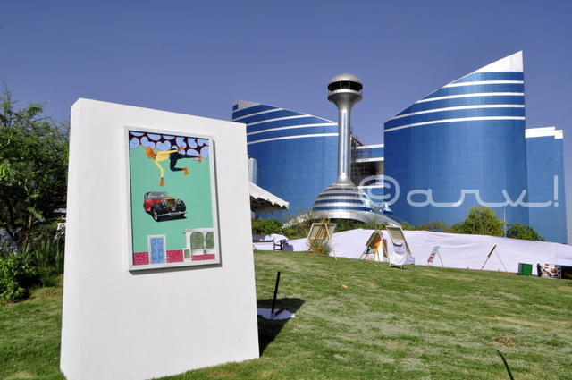 world-trade-park-jaipur-cartist-exhibition-jaipurthrumylens