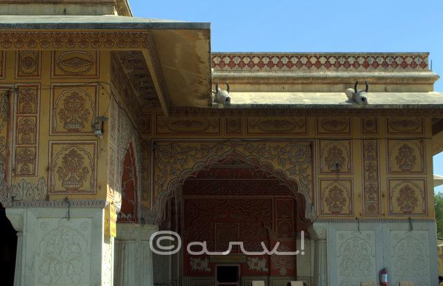 architecture-govind-dev-ji-temple-jaipur