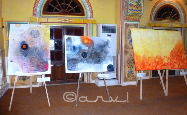 carbon-12-art-exhibition-darbar-hall-diggi-house-jaipur