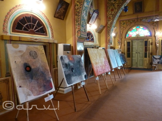 darbar-hall-diggi-palace-carbon-12-art-exhibition-jaipur