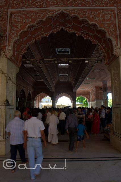 govind-dev-ji-temple-jaipur-architecture