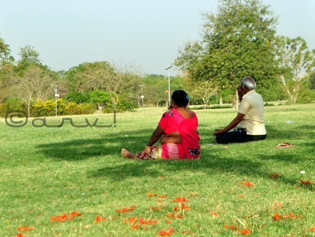 pranayam-yoga-in-central-park-jaipur-jaipurthrumylens